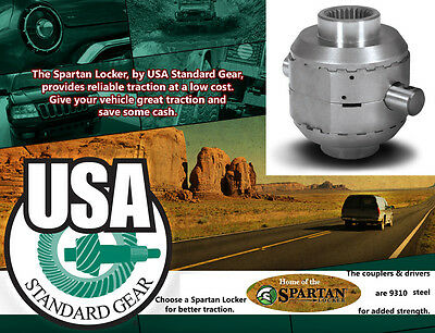 USA Standard Gear Spartan Locker for Toyota Landcruiser 9.5 differential with 30 spline axles SL TLC-30