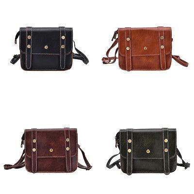 New Women Leather Satchel Handbag Shoulder Tote Messenger Crossbody Bag TB