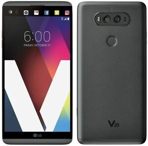 LG V20 H918 T-Mobile 4gb 64gb Quad Core 5 7 Hd Screen 16Mp Android