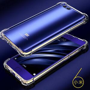 360-Shockproof-Soft-Silicone-Transparent-TPU-Back-Case-Cover-For-Xiaomi-Redmi