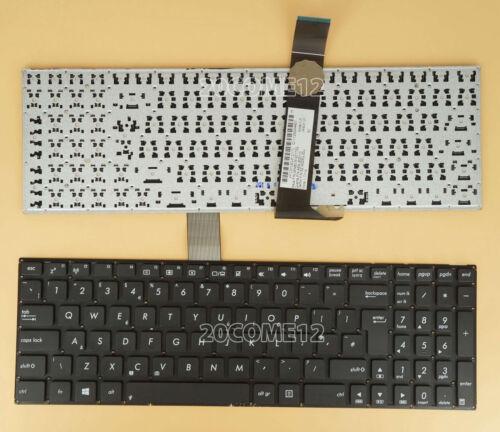 New For Asus R510E R510J R510L R510V R510W R510Z R513C R513E R513L Keyboard UK