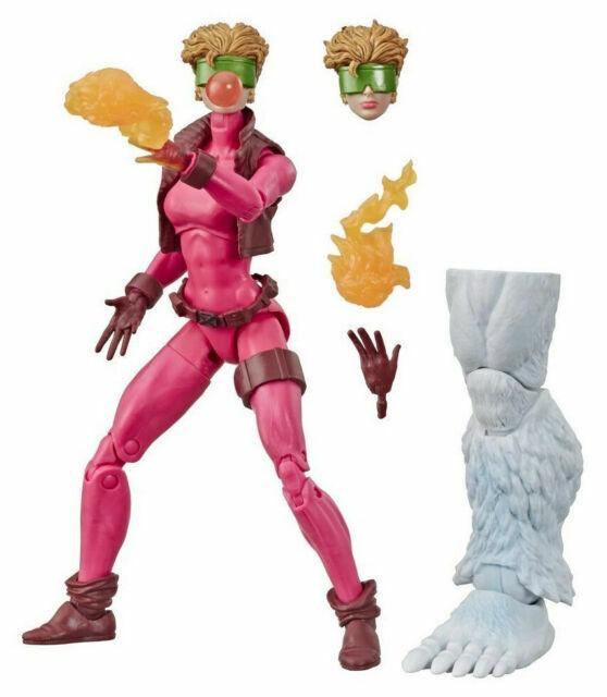 Marvel legends X-force Wendigo Baf Wave Boom Boom Figure Pre Order