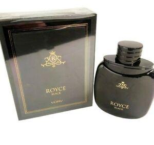VURV Royce Black 100ml EDP PERFUME FOR