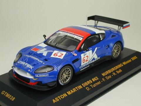 IXO 1 43 Aston Martin DBR9 Convers équipe Nurburgring 24 H GT1 Classe 2005  62