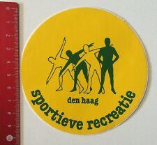 Aufkleber/Sticker: Den Haag - Sportieve Recreatie (170516114)