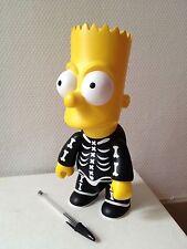 Bart Simpson The Simpsons Qee Collectible Vinyl Halloween Skeleton
