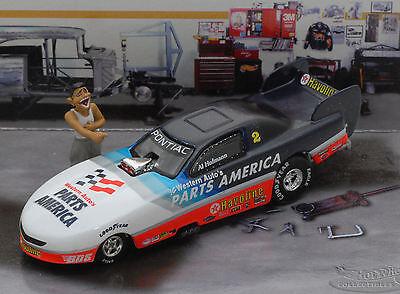 Pontiac Funny Car Al Hofmann Parts America 1996 NHRA Action Platinum Series