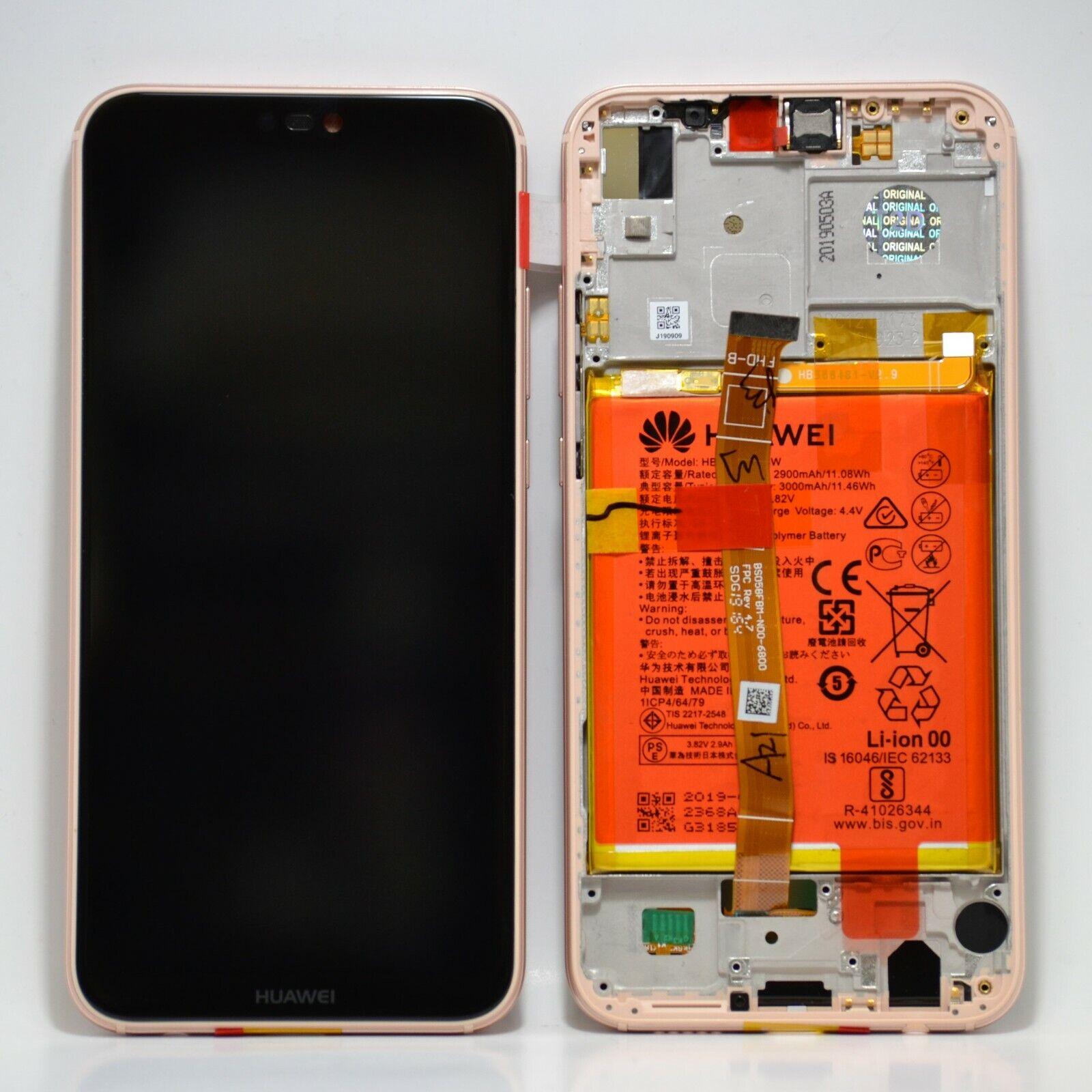 Ausgestattet mit Vorverstärker Genuine Huawei P20 Lite ANE LX20 LCD ...