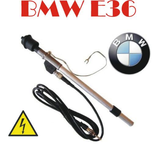 BMW e36 Garde-boue antenne teleskopantenn E BMW e36 DIN-Connecteur /& lttop /& GT!!!
