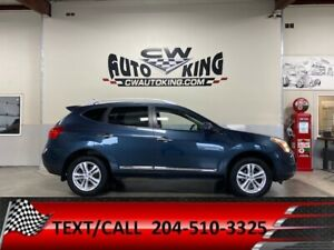 2013 Nissan Rogue SV+ / AWD / Heated Seats / Rear Cam / Remote / Blu