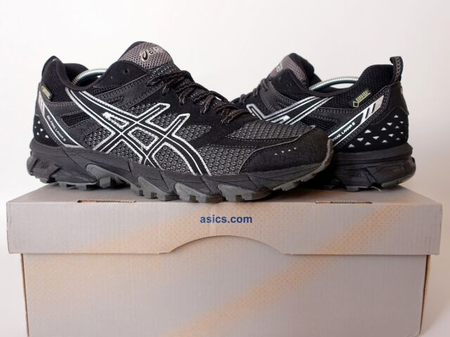 Asics Gel Trail Lahar 6 Gore Tex EU42 UK8 US10 GT Kayano Kinsei Running