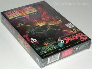 ATARI-JAGUAR-GAME-CD-HOVER-STRIKE-UNCONQUERED-LANDS-NEUWARE-BRAND-NEW