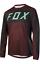 Fox Racing Indicateur Moth à manches longues L//S Jersey Bordeaux