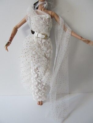 Fashion Royalty Integrity Doll Outfit Glove Hands Devotion Agnes Von Weiss New