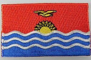 Antigua-Aufnaeher-gestickt-Flagge-Fahne-Patch-Aufbuegler-6-5cm-neu