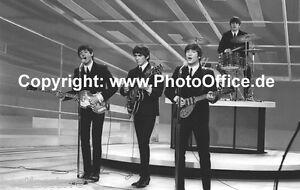Los Beatles Ed Sullivan Show 1964 Rara De 12 X 18 Foto De Concierto Cartel John Lennon Ebay
