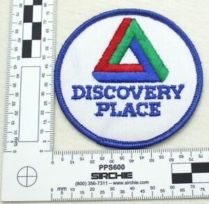 Vintage Discovery Place Patch