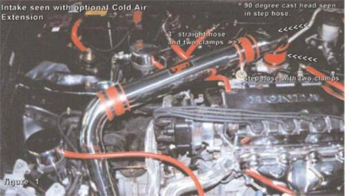 For 1996-2000 Civic CX//DX//LX L4-1.6L Injen IS Short Ram Cold Air Intake Polished