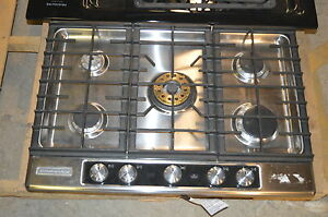Great Image Is Loading KitchenAid KFGU706VSS 30 034 Stainless Built In Gas