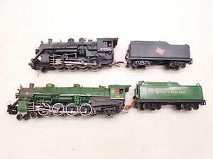 Bachmann-Ho-Steam-locomotives-2-for-repair-tj8