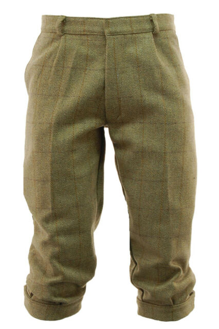d4fb36caf0a24 Campbell Cooper New Derby Tweed Plus Four Trousers Mens 28 30 32 34 36 38 40