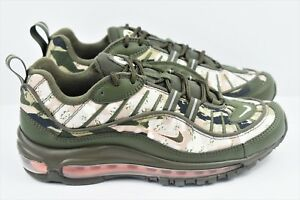 best service e3279 113ac Image is loading Nike-Air-Max-98-Mens-Size-7-Camo-