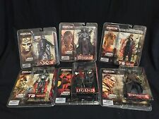 McFarlane Toys Movie Maniacs series 5 full set