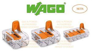 Wago-221-Series-221-412-221-413-221-415-Neue-Stil-Stecker-autorisierten-Verkaeufer