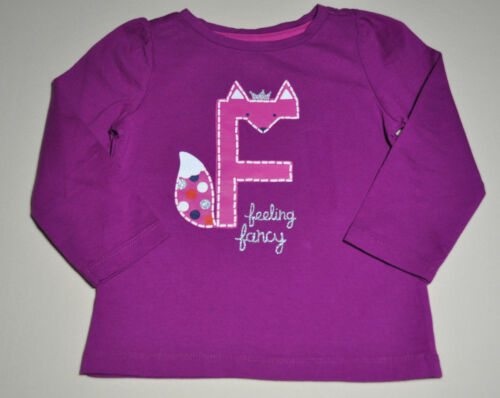Gymboree toddler girl feeling fancy shirt top size 18-24 months NWT 100/% cotton