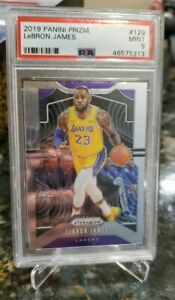 2019-20-Panini-PRIZM-LeBron-James-PSA-9-LA-Lakers-129-MVP-FINALS-CHAMPION