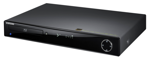 Samsung BD-P2500 Blu-Ray Player