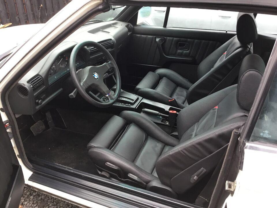 BMW 325i, 2,5 Cabriolet, Benzin
