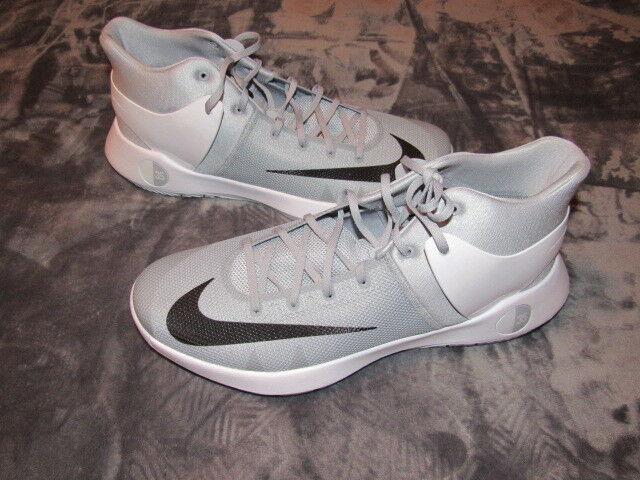 best-selling model of the brand NWOB Nike KD Trey 5 IV TB Promo Kevin Durant Grey White Black 856484-002 17.5