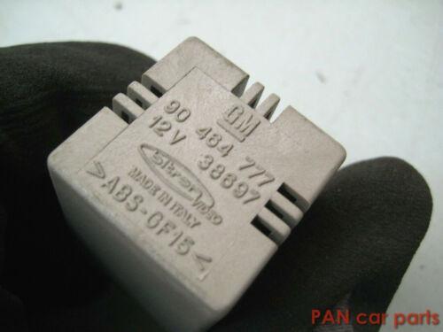 Opel relés gm 90 464 777 90464777 Bitron 38697 vídeo gris