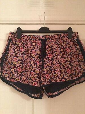 100% Vero Lovely Donna Pantaloncini Da, Taglia L Gap, Exc Cond!-mostra Il Titolo Originale Rimozione Dell'Ostruzione