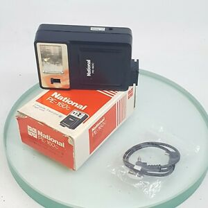 National-PE-201C-Compact-Flash-Excellent-Condition-TESTED-BOXED-219