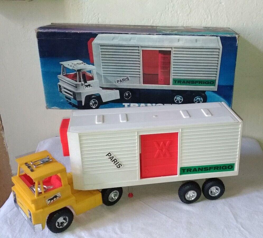 Modelo Camion Transfrigo Zio Willy, Sienella originale anni 60-70