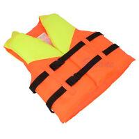 Kids Life Jacket Swimwear Vest Child Children Youth Girl Boy Boating Swimming