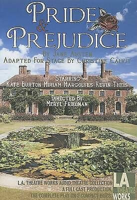 USED (GD) Pride & Prejudice (Library Edition Audio CDs) by Christina Calvit (Aut