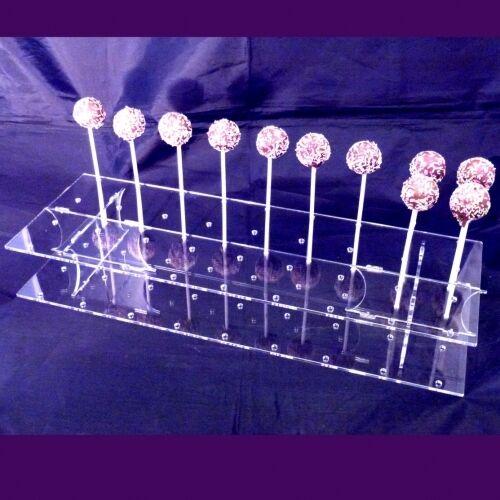 Rectangle Cake Pop Stand