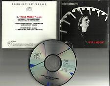 HERBERT GRONEMEYER Full Moon PROMO DJ CD PETER HAMMILL Van der Graaf Generator