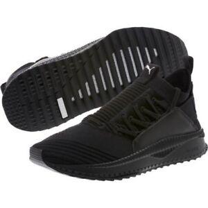 1e203706b52b Puma Tsugi Shinsei EvoKnit All Black Men s Running Shoes Size 10