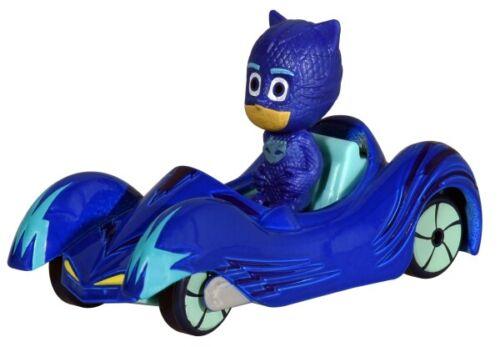 PJ Masks Single Pack CAT-CAR 203141000 catboy Voiture Véhicule Super-héros personnage