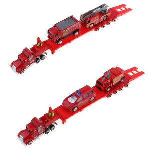 Emergency-Fire-Ladder-Vehicles-Truck-Fire-Police-Ambulance-Model