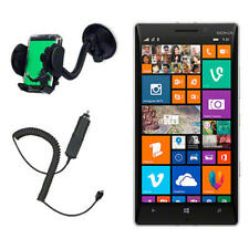 Car Charger and Car Window Holder for Nokia Lumia 930