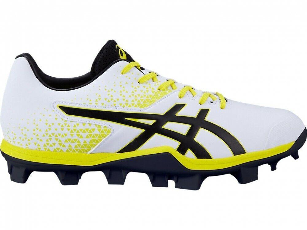 Zapatillas Asics Stud Spike Japón velocidad 1121A015 blancoo Negro