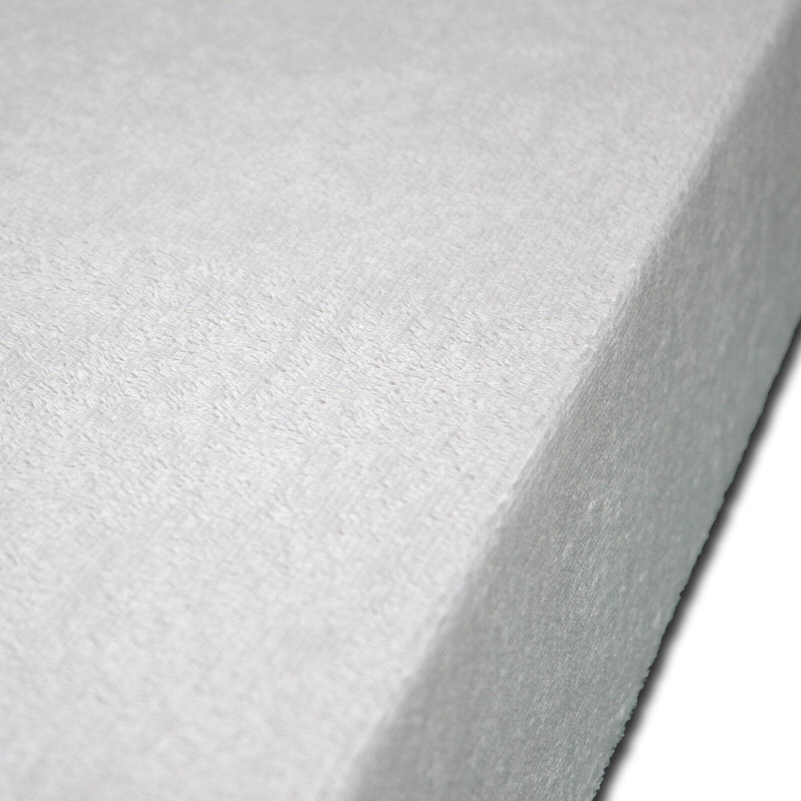 Matratzenbezug Matratzenschoner  WASSERDICHT   INKONTINENZ   FROTTEE  Sondermaß