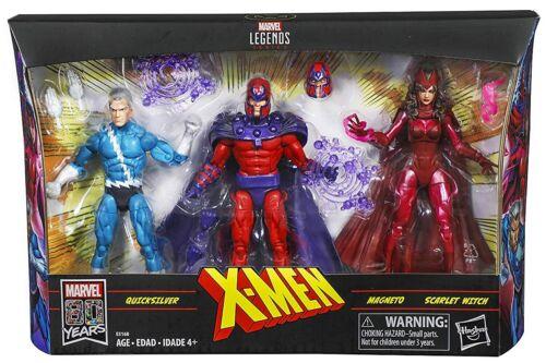 "Marvel Legends Series Exclusive 6/"" questions familiales 3 Pack Action Figure"