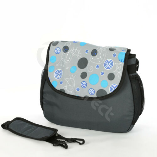 NEW  BABY PRAM STROLLER CHANGING DIAPER BAG lightweight waterproof