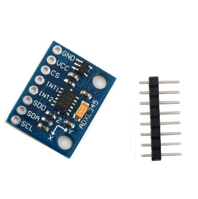 NEW ADXL345 3-Axis Digital Acceleration of Gravity Tilt AVR ARM MCU Arduino